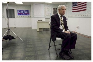 Ron Paul is waiting for his moment