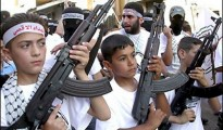 Palestinian Children Prepare for Martyrdom