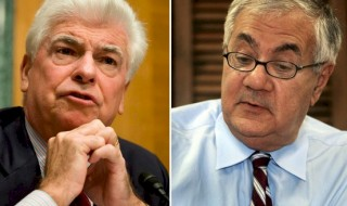 Dodd Frank, the duo who brought us the financial meltdown in the first place