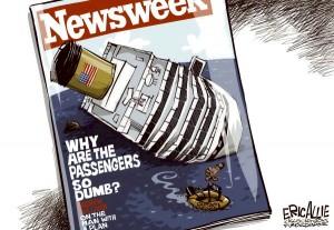 Obama's Sinking Ship