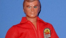 Plastic Fantastic - The Six Million Dollar Man