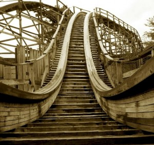 The Roller Coaster Ride Begins