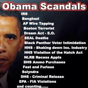 Scandals R Us
